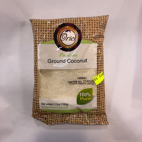 Ground Coconut 3.5oz