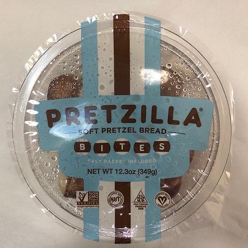 Pretzilla Soft Pretzel Bread Bites 12.3oz