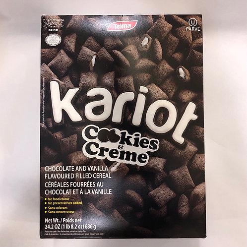 Telma Kariot Cookies & Creme