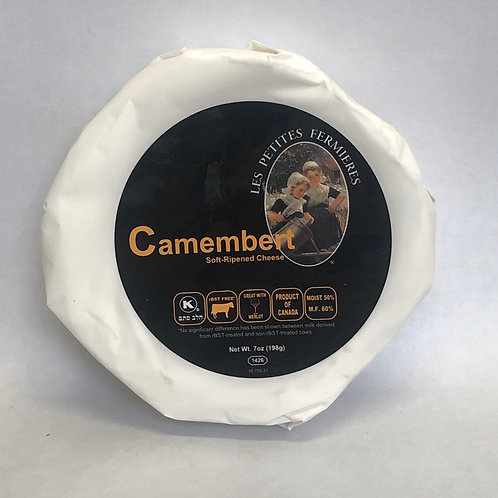 Camembert Soft-Ripened Cheese 7oz
