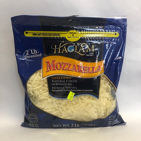 Haolam Mozzarella Shredded Cheese 32oz