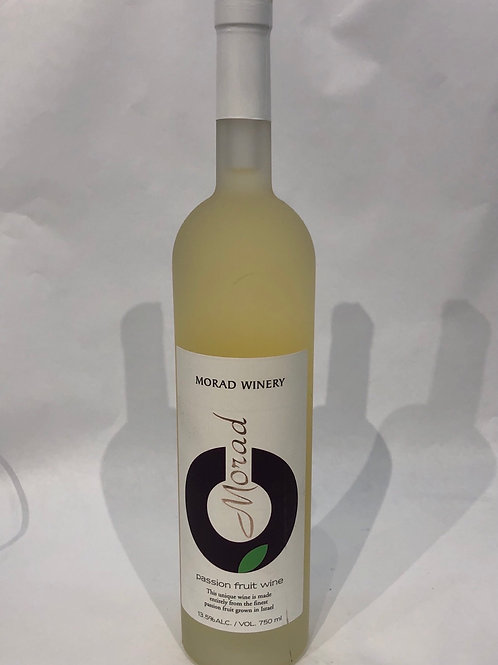 Morad Winery Passion Fruit Wine 13.5 Alc 750ML