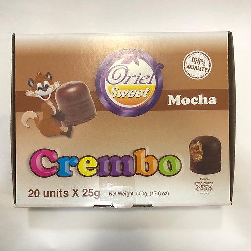 Oriel Crembo Mocha -20 pcs- 17.6oz
