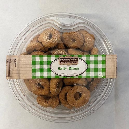 Country Cookies Salty Rings 21.16oz