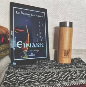 Livre O Vert vous parle de Einarr