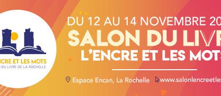 Salon La Rochelle  du 12 au 14 Novembre 2021