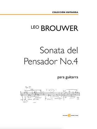 Sonata del pensador No.4