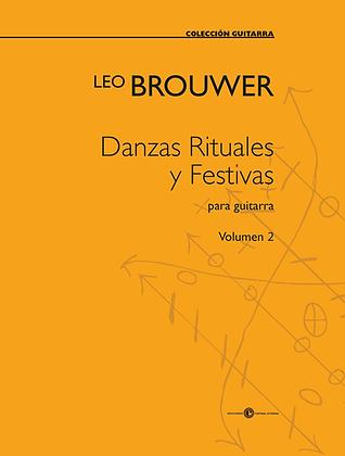Danzas rituales y festivas Vol. 2