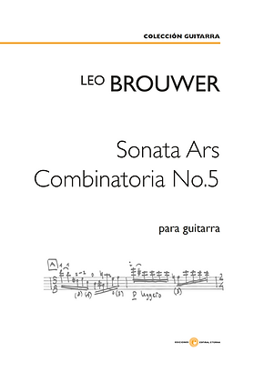 Sonata Ars combinatoria No.5