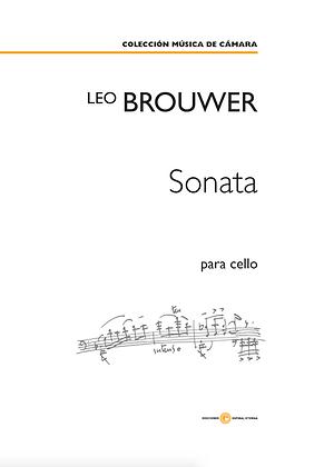 Sonata No. 1 para cello