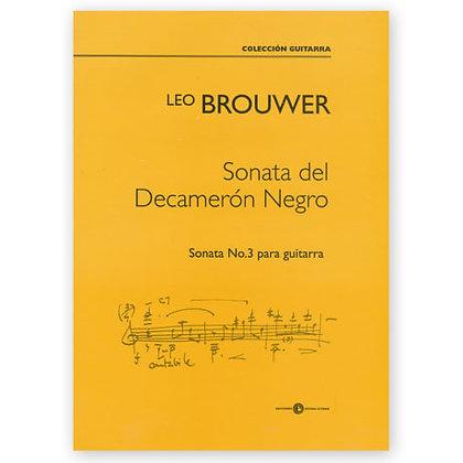 Sonata del Decamerón Negro No.3