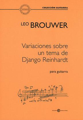 Variaciones sobre un tema de Django Reinhardt
