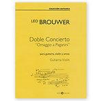 Doble concerto Omaggio a Paganini