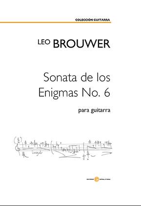 Sonata de los Enigmas No. 6