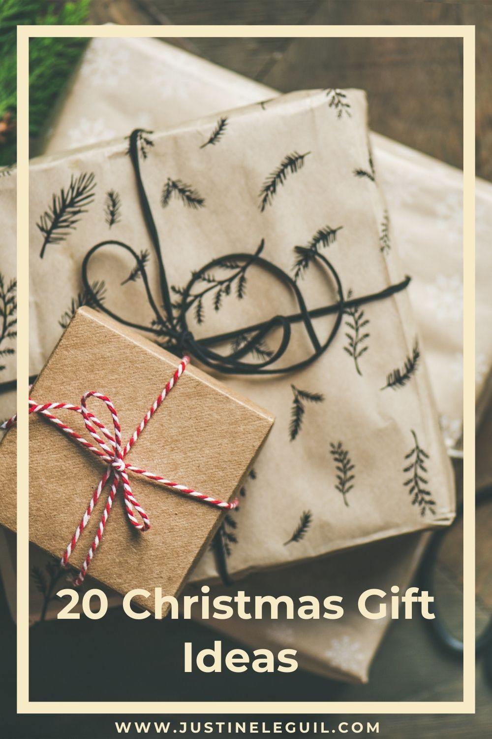 eco friendly christmas presents