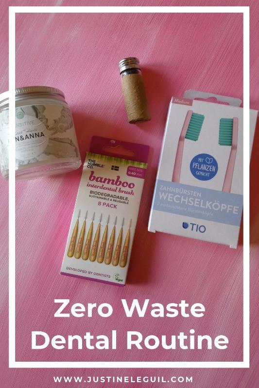 minimal waste oral care pinterest