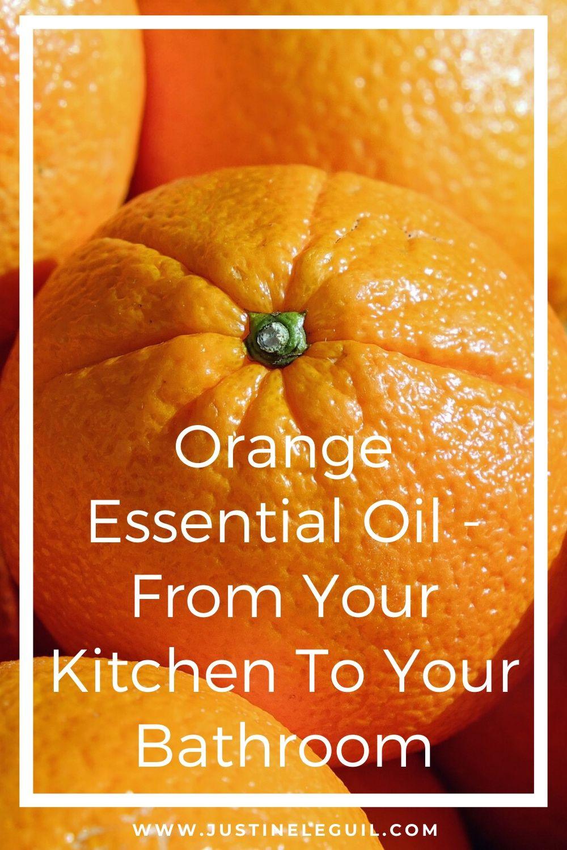 orange fruits in kitchen
