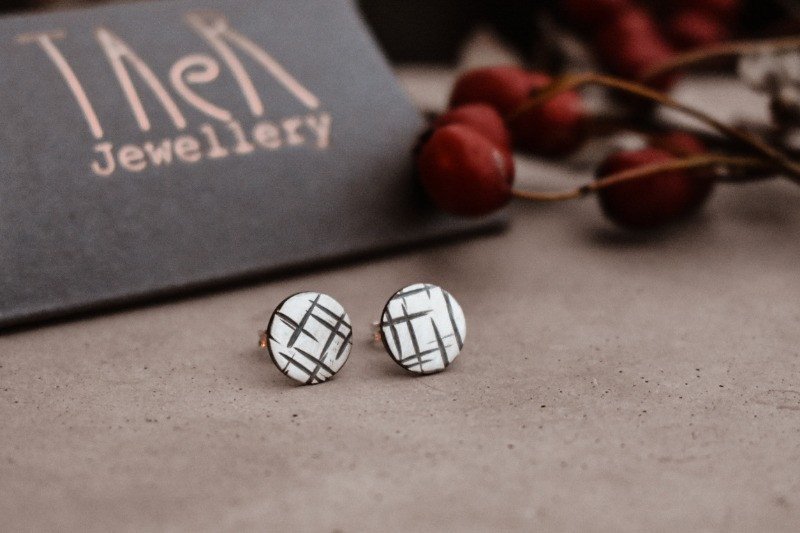 Eco Silver Handmade Earrings