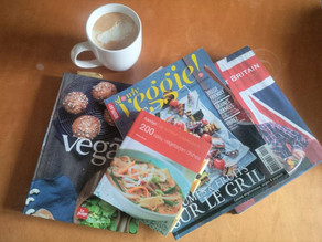 Vegetarian Christmas 2017- The Yummy List
