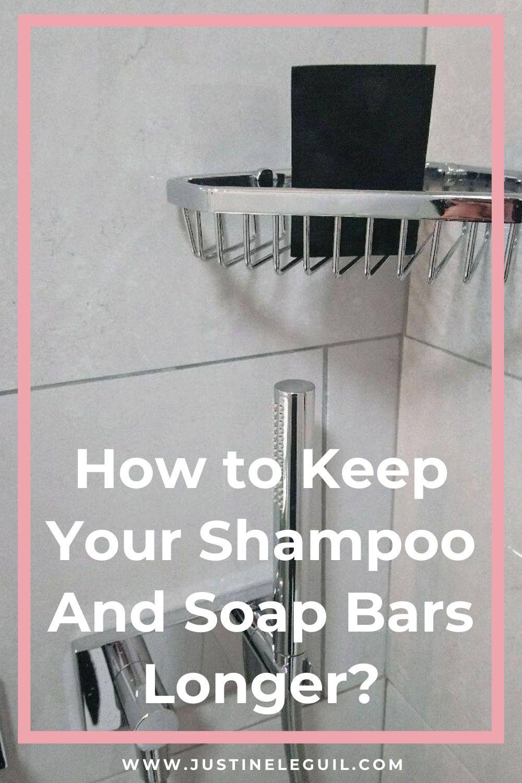 Pinterest Pin Blog Keep soap longer