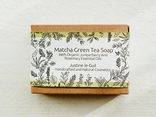 Matcha Green Tea Soap bar