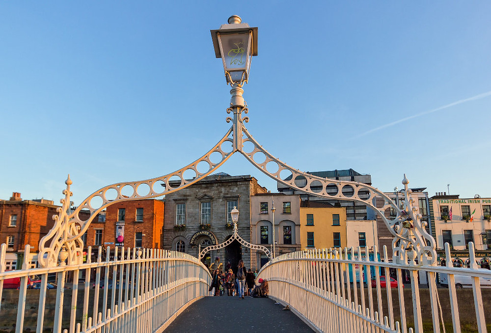 Dublin Ireland Eco-friendly tourism