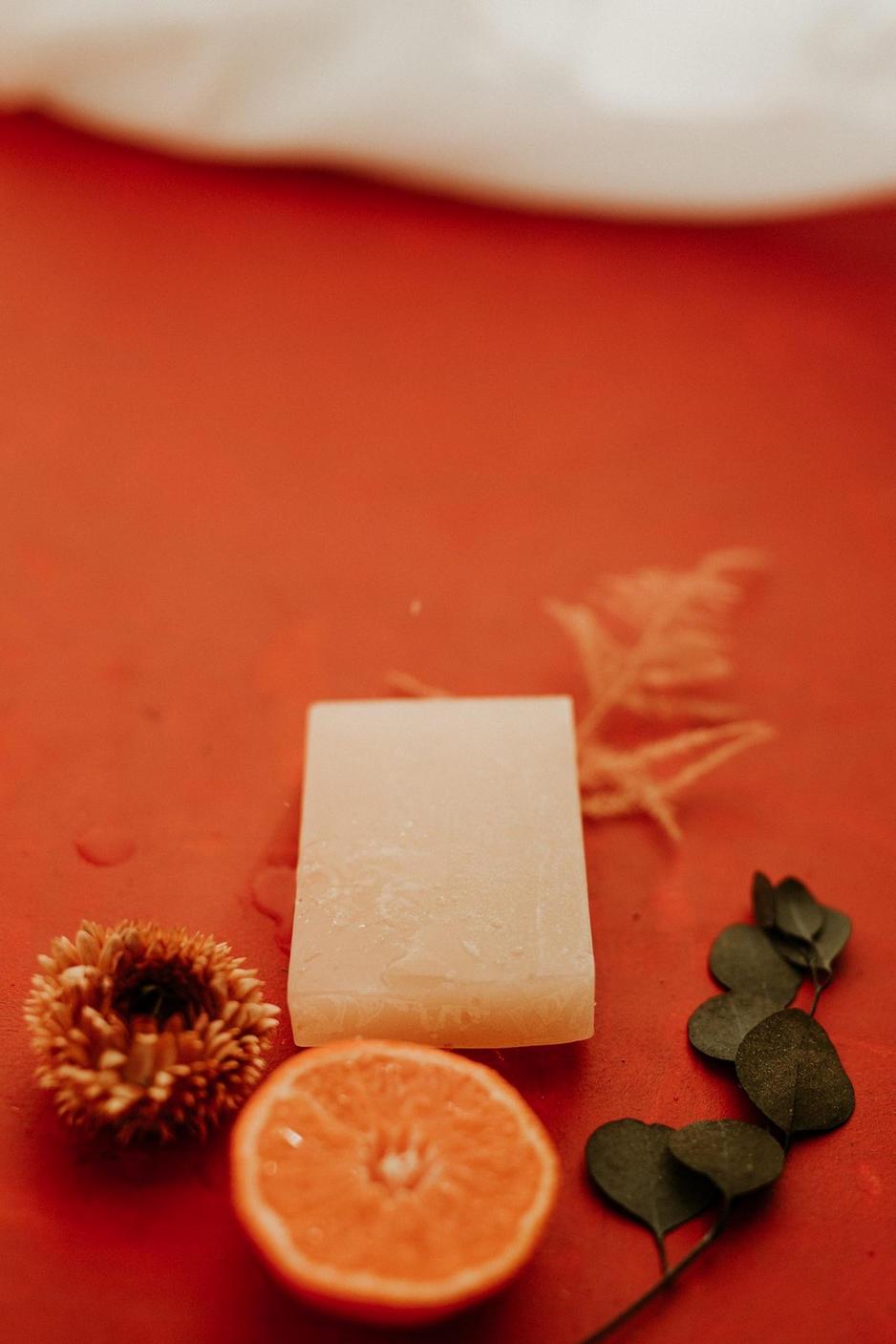 Orange & Patchouli Soap