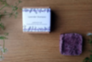 foamie lavender rose shampoo ireland