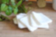 reusable organic cotton pads ireland