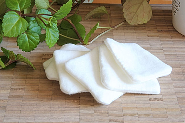 reusable organic cotton pads ireland