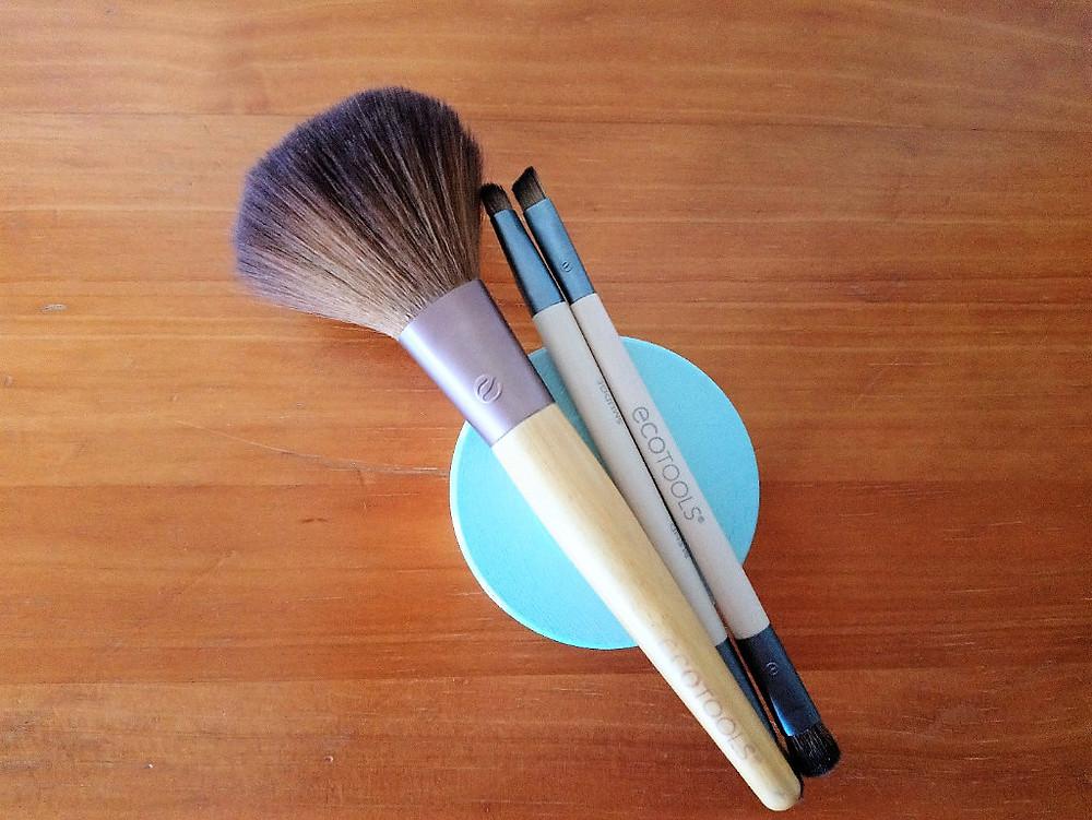 benecos ecotools vegan bamboo brushes