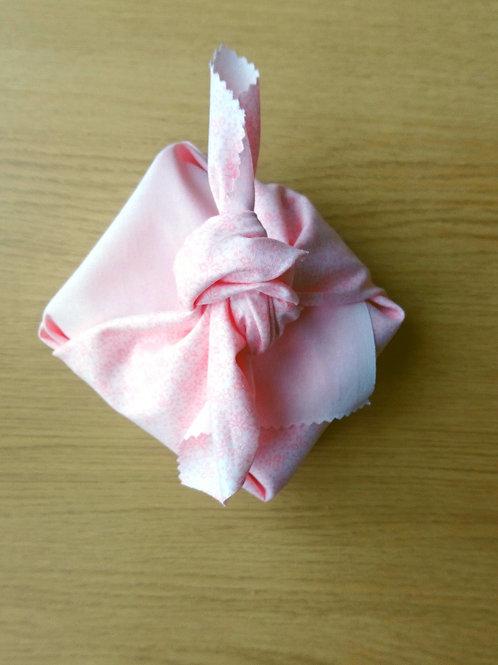 Upcycled Furoshiki Gift Zero-waste option