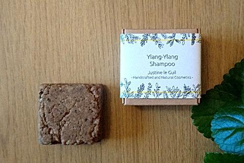 Ylang Ylang Solid shampoo