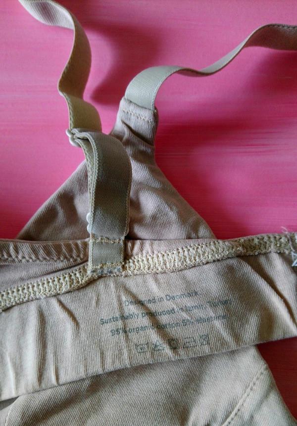 Certified GOTS cotton underwear