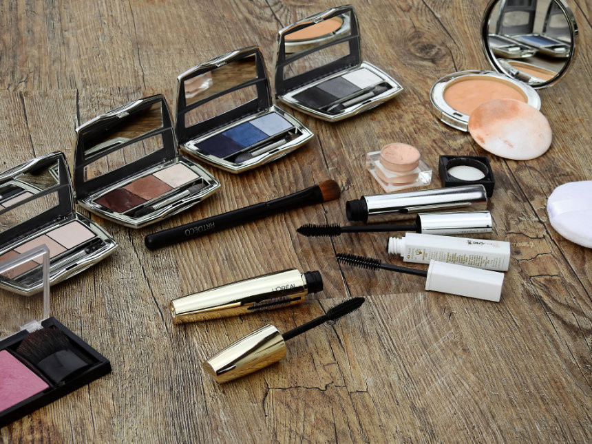 luxury makeup cosmetics