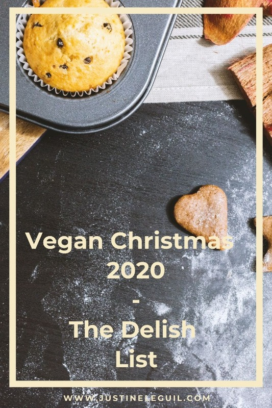 plant-based christmas