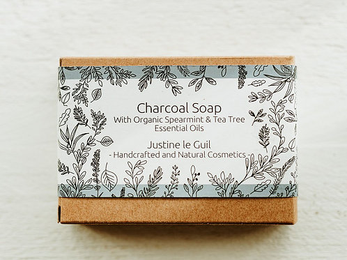 Soap With organic Tea Tree