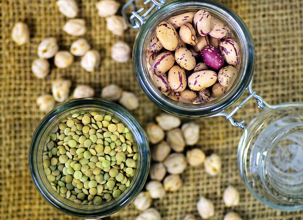 zero waste beans legumes