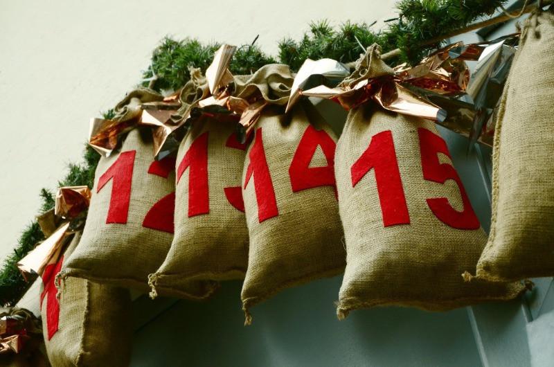 Apartment Apothecary DIY Advent Calendar