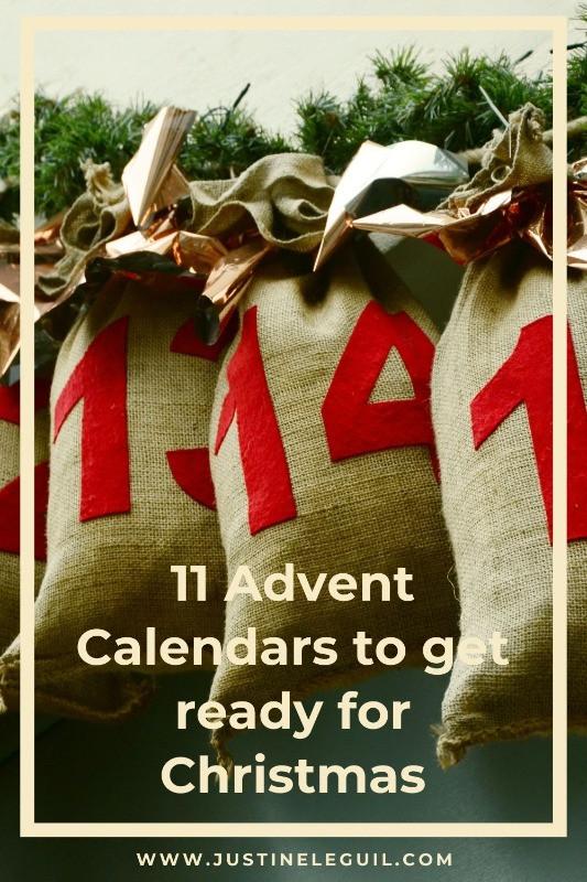 diy advent calendar christmas