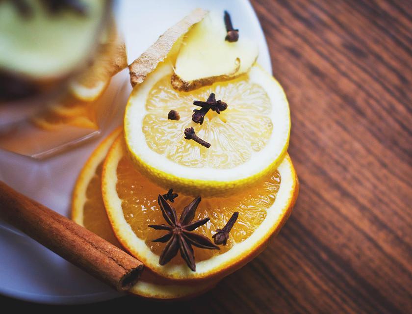 Lemon Cloves Christmas