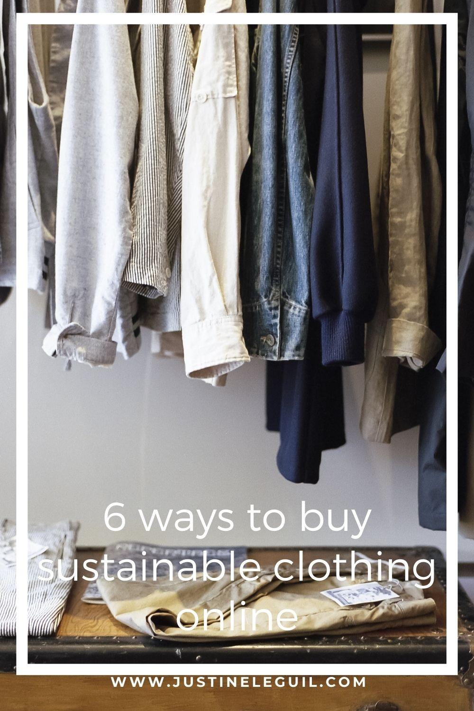 Pinterest Eco friendly clothes