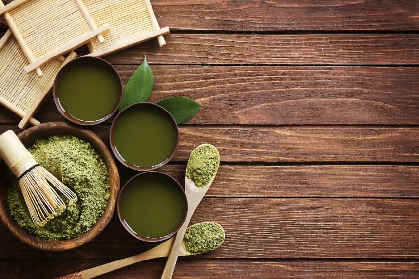 Organic and Vegan Matcha Green Tea