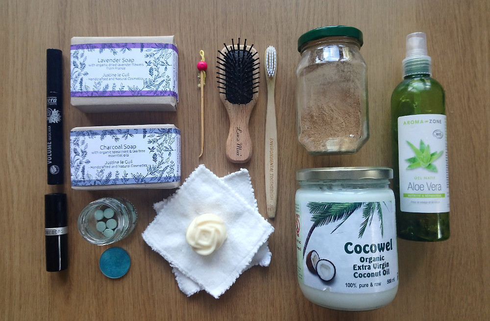 Travel Kit Natural Zero-Waste