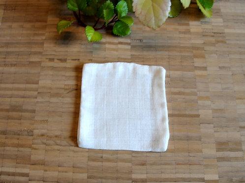 zero-waste makeup remover pads handmade in Dublin, Ireland