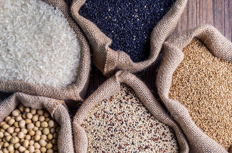zero waste plastic-free grain legumes