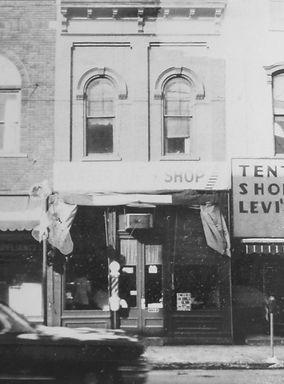 Historic Photo of Building Facade