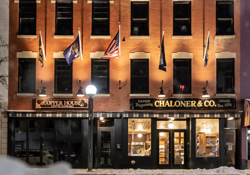 Chaloner's Storefront