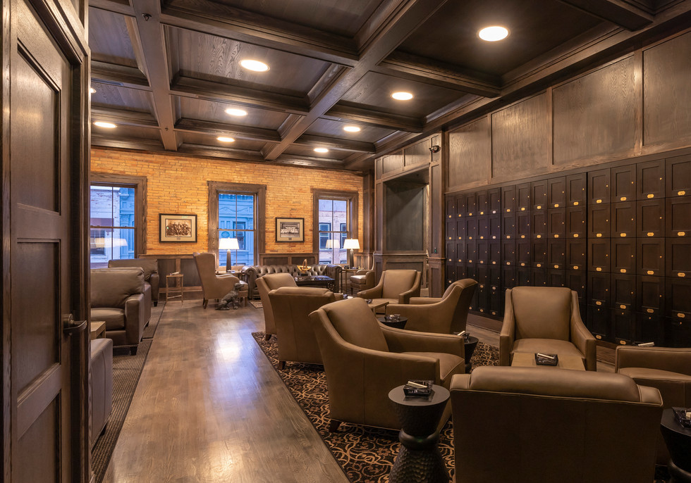 Private Cigar Lounge