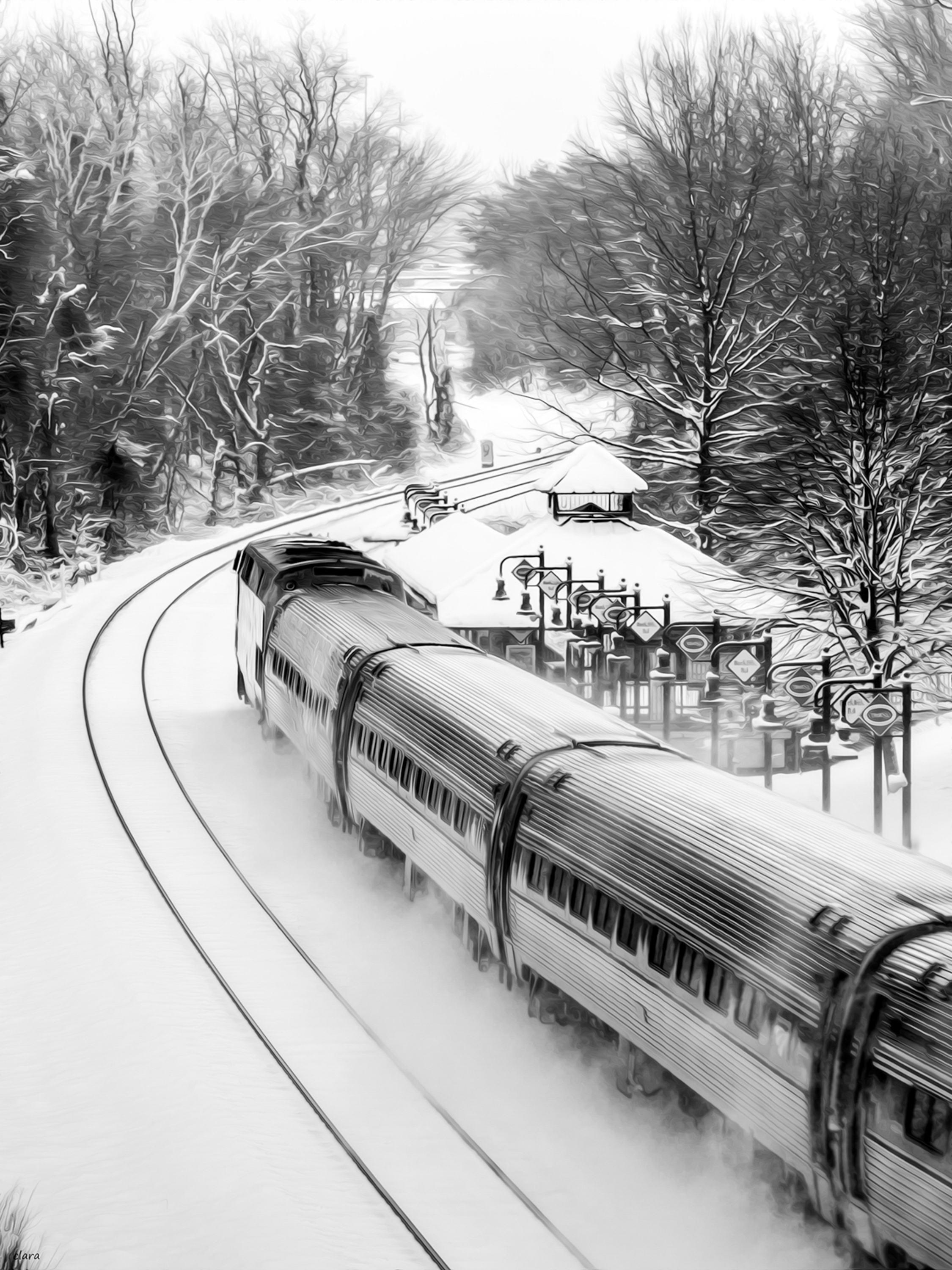 Winter Express 1